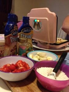 Sweet Treats Waffle Stick Maker Mummyconstant