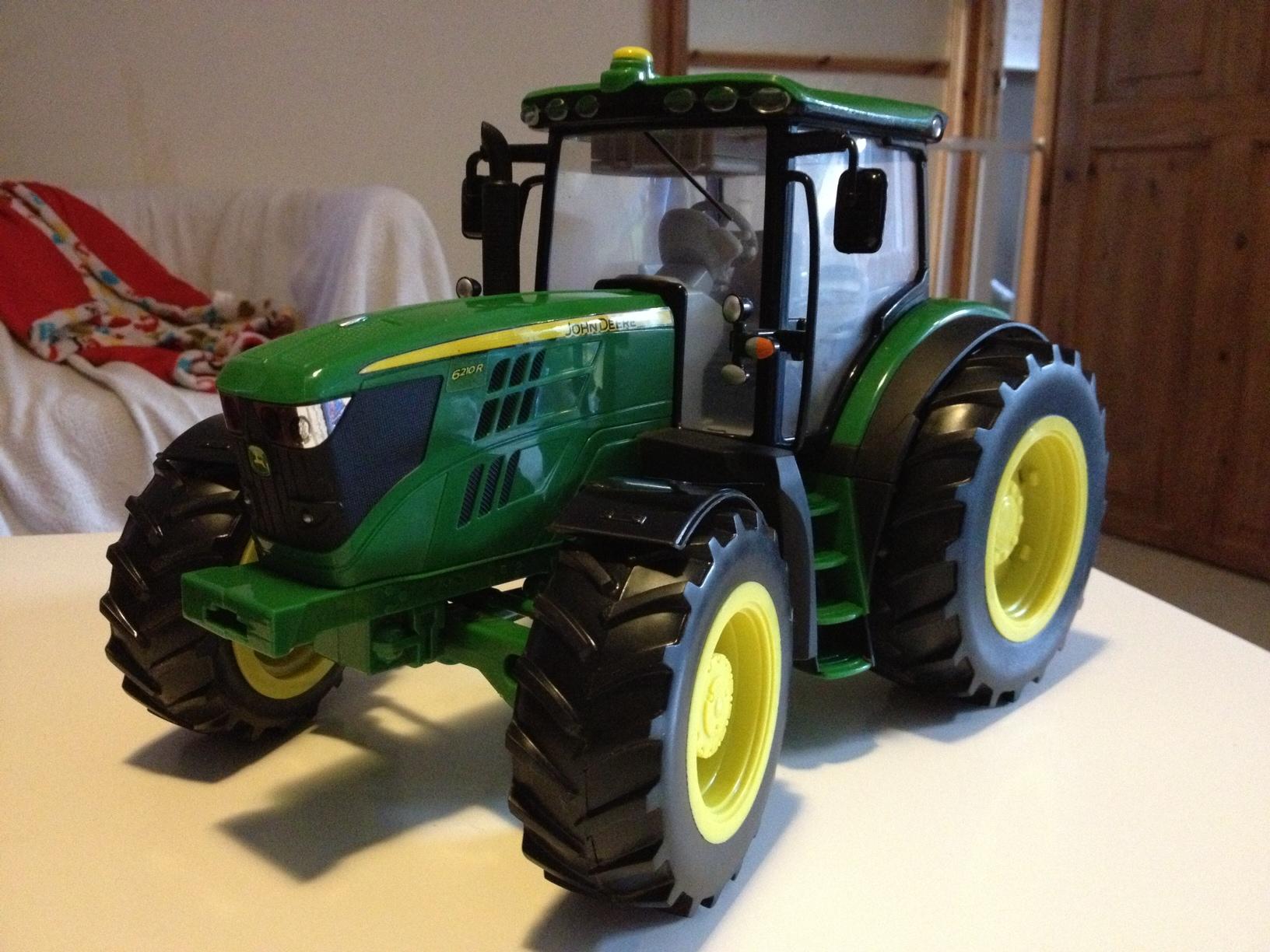 Tomy s britains big farm range john deere tractor mummyconstant
