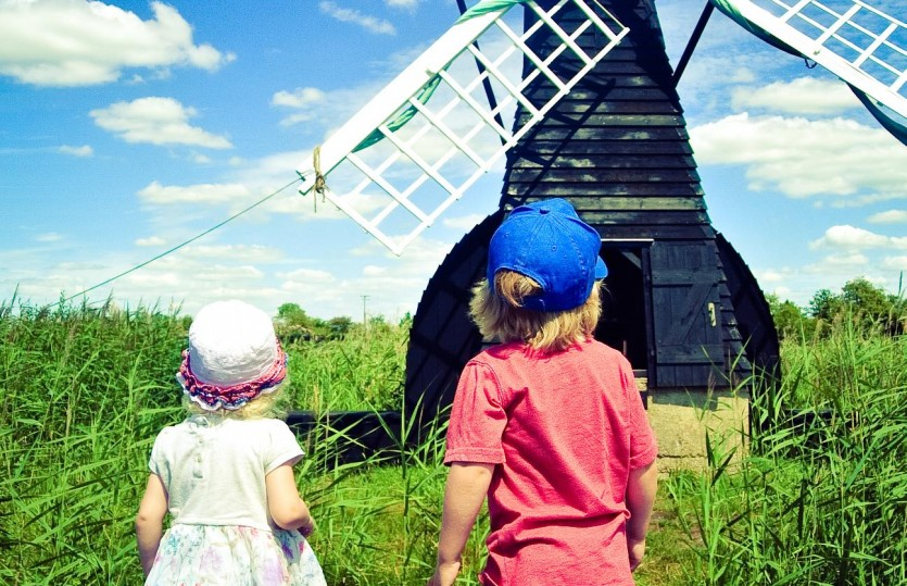#CountryKids – Wicken Fen National Trust