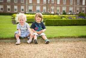 #CountryKids – Wimpole Hall