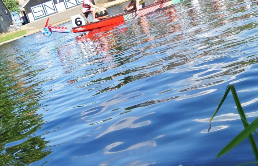 #CountryKids – Dragon boat racing