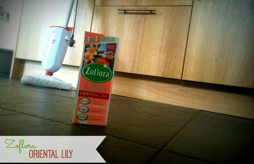 Zoflora – a quick housecleaning tip!