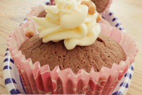 #Recipe – chocolate cheesecake cupcakes