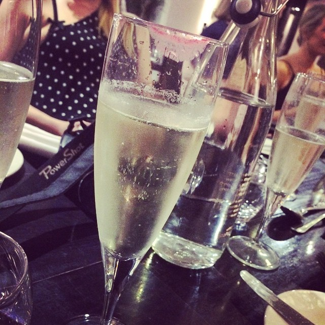 And so the night begins... #prosecco #sparkly #bloggers #nextmums