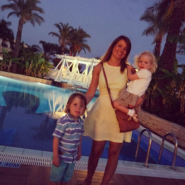 My beauties.... Love them #family #love #babies #toddler #siblings