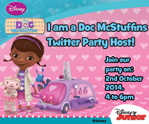 I am a Doc McStuffin party host