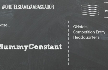 Please can I be a #QHotelsFamilyAmbassador?