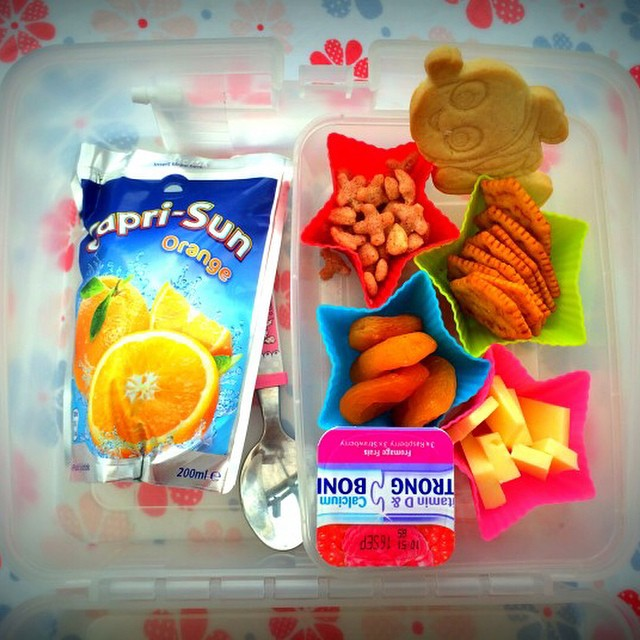 What do you do to make your healthy lunchboxes fun? http://wp.me/p2923n-427 #shop #caprisunschool #collectivebias
