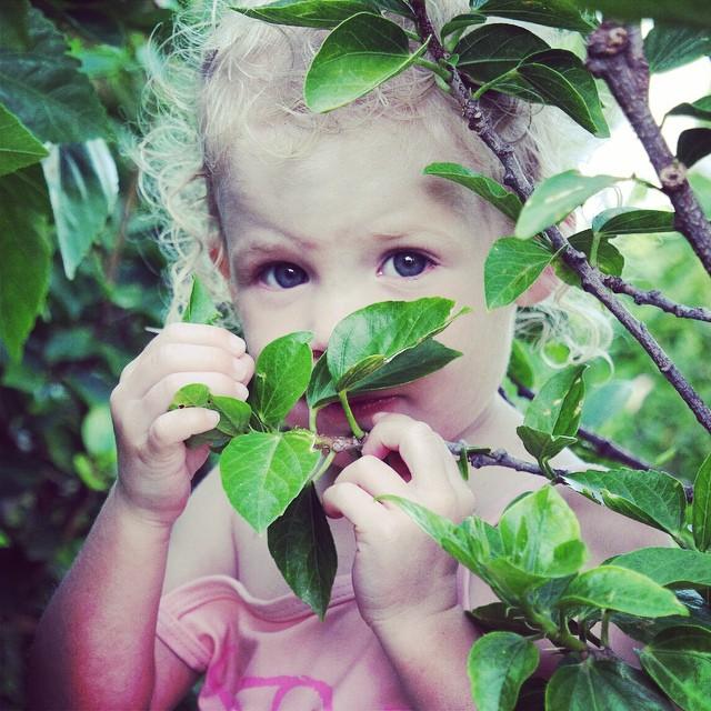 My beautiful girl in the hotel gardens... #turkey #daughter #beautiful #family #love