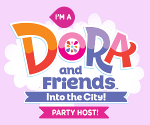 I am a Dora and Friends party host