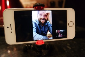 (292/365) Tuesday 21st October 2014 – Facetime