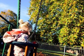 (298/365) Monday 27th October 2014 – swing swing