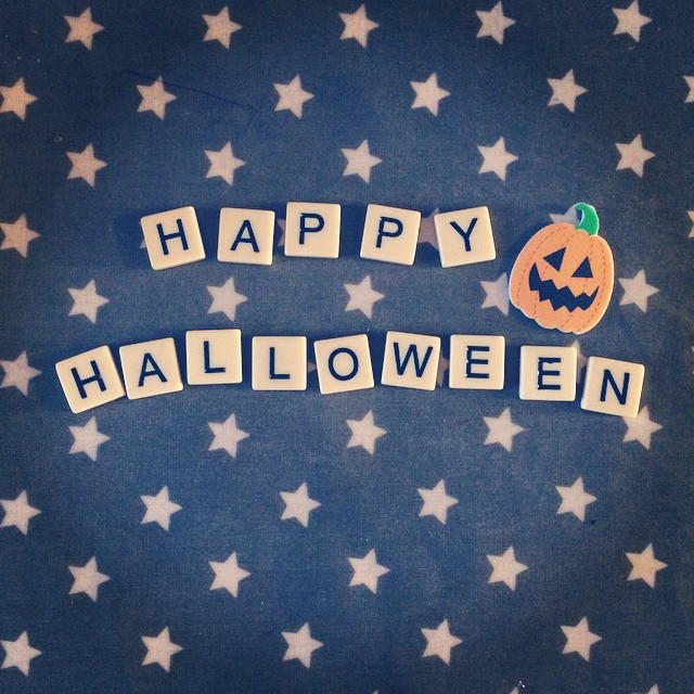 Happy Halloween ?? I hope everyone's having a fun day with their little ones! #pumpkins #spooky #dressup #fun #Halloween