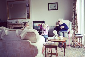 (327/365) Tuesday 25th November 2014 – great grandma