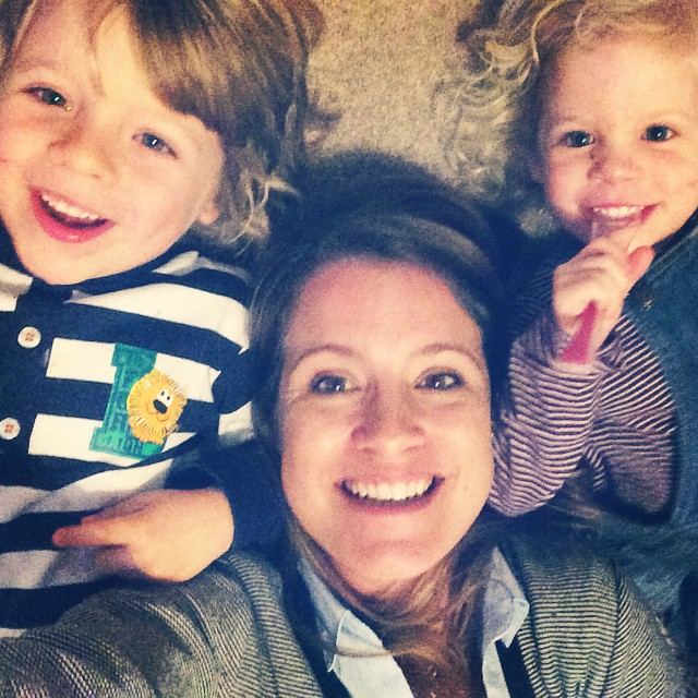 Me and my beauties playing tickle fights... #toddler #family #happy #silly
