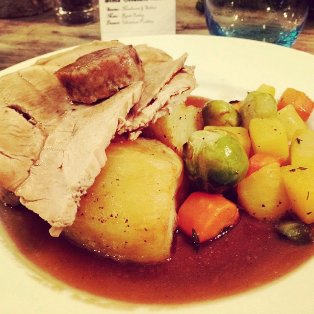 Main: #roast #turkey #traditional #christmas ? #lotsofbrussels #theeltisley #christmaslunch