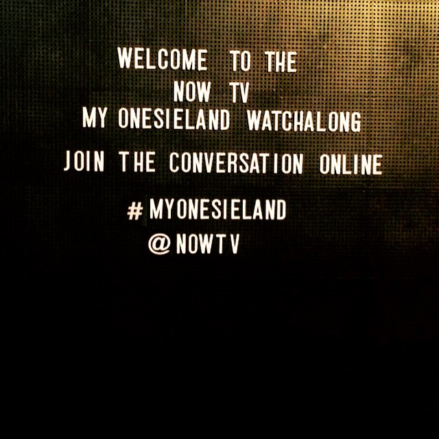 Thank you. We had lots of fun. Two worn out children now and dashing home to set up my #nowtv box #myonesieland