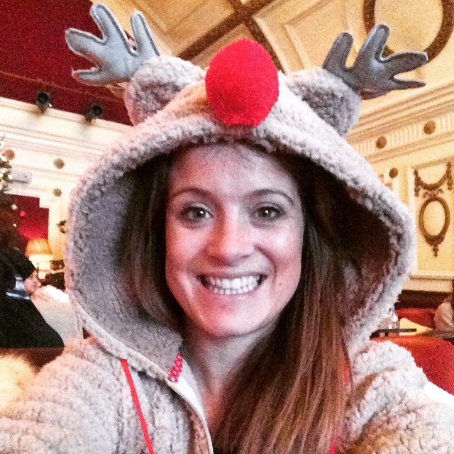 Oh yes I'm a reindeer #myonsieland #awesome #electriccinema @nowtv