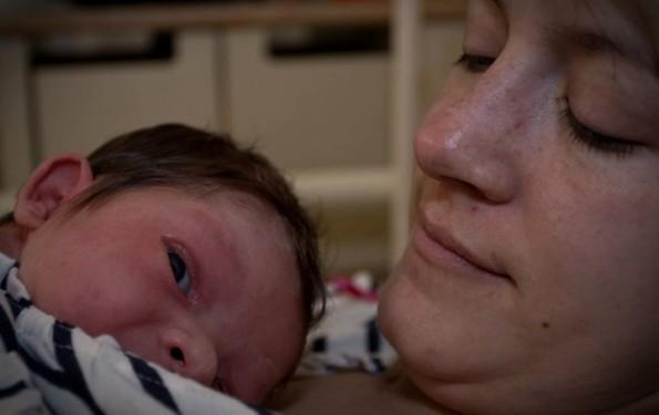 Mummy and Noah