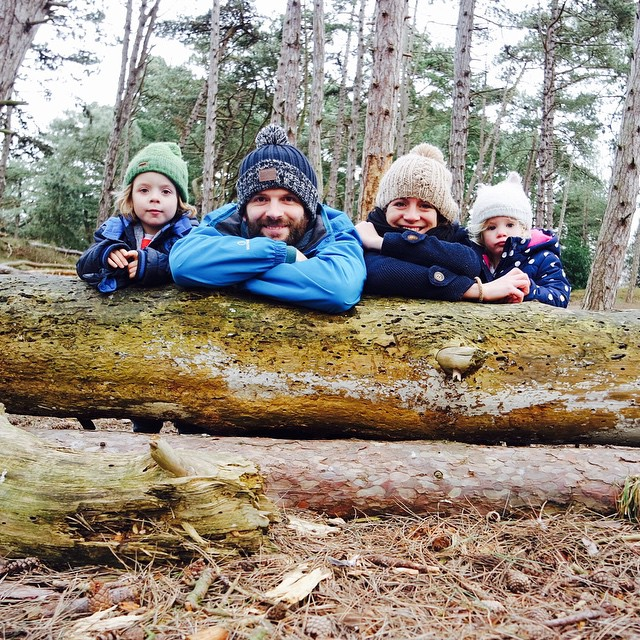 Love my#outdoor family! #fun #norfolk #happy #wood #beach #wellsnextthesea #family #TheConstants