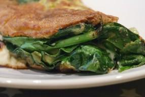 #Recipe – Greek omelette