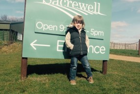 #CountryKids – A family day out at Sacrewell Farm
