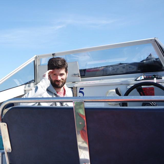Captain Constant ⚓️ #happy #broads #norfolk #picnicboat #ludham #wroxham #boat