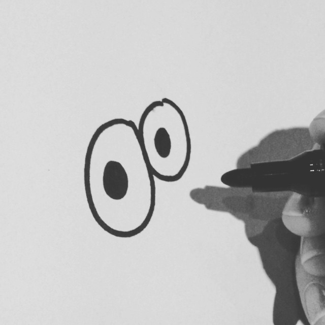 Let's draw Boj! A simple guide to drawing or favourite little Boj character #drawing #video #guide #character #Boj #howto #letsgetbojing