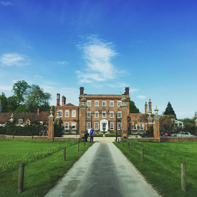 Fantastic evening spent at Henlow Champneys with some lovely Mummy friends. Thank you @gingerrook #spa #evening #meal #foodies #henlowgrange #champneys #travel