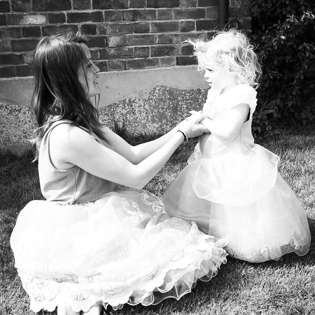 Me and my little princess... ❤️ #shewillalwaysbemybaby
