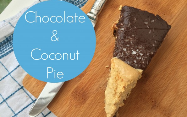 chocolateandcoconutpie
