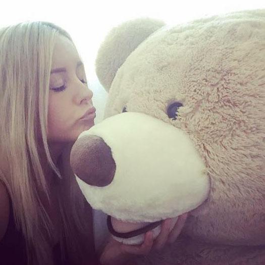 em and teddy plain
