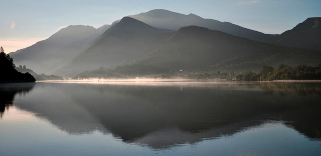 Snowdonia, part of the family adventure holidays, accessible from Wales holiday cottages.