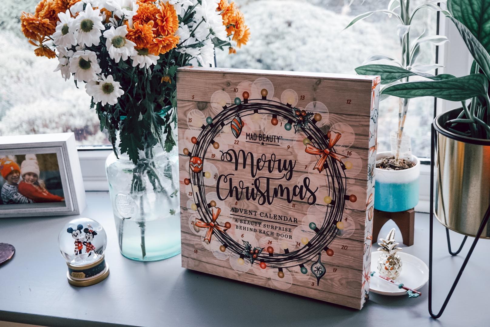 Mad Beauty advent calendar